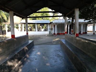 Oubari Hari Satra.(Temple)