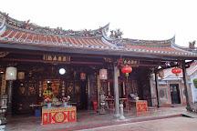 Cheng Hoon Teng Temple, Melaka, Malaysia
