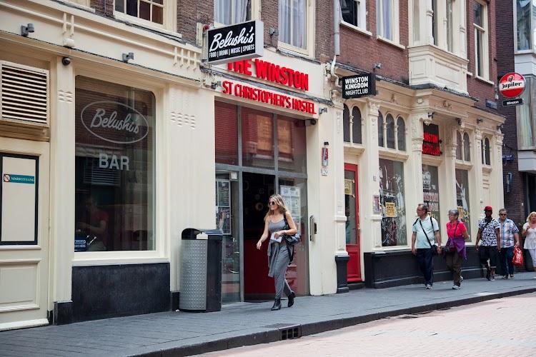 St Christopher's Inn | Hostel in Amsterdam Amsterdam