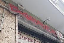 Bar  Barrier, Rome, Italy