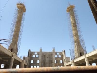 Zaranj Central Mosque