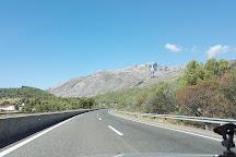 Sierra de Bernia y Ferrer, Jalon, Spain