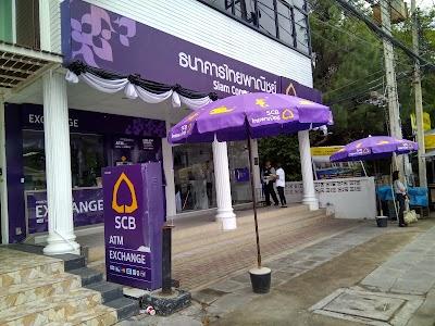 Siam Commercial Bank Cash Deposit Machine (CDM)