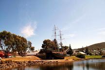 Replica of the Brig Amity, Albany, Australia