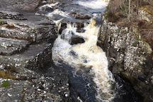 Black Water Falls, Garve, United Kingdom