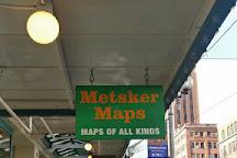 Metsker Maps, Seattle, United States
