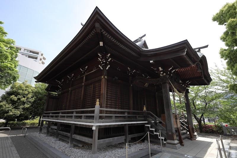 大棚中川杉山神社