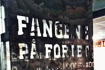 Fangene pa Fortet, Oslo, Norway