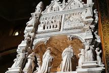 Basilica di San Pietro in Ciel d'Oro, Pavia, Italy