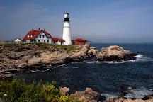 Portland Head Light, Cape Elizabeth, United States