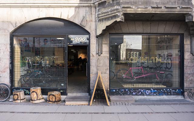 Omnium Cargo - Bikes With A Purpose