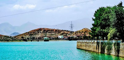 Qargha Dam