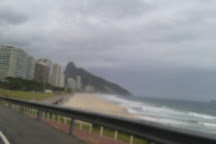 Sao Conrado Beach, Rio de Janeiro, Brazil