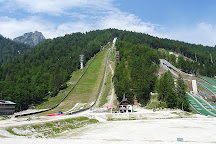 Planica Zipline, Rateče, Slovenia