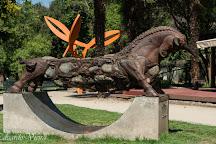 Parque De Las Esculturas, Santiago, Chile