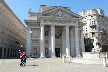 Borsa Vecchia, Trieste, Italy