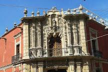 Palacio del Conde del Valle de Suchil, Durango, Mexico