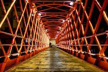 Eiffel Bridge (Pont de les Peixateries Velles), Girona, Spain
