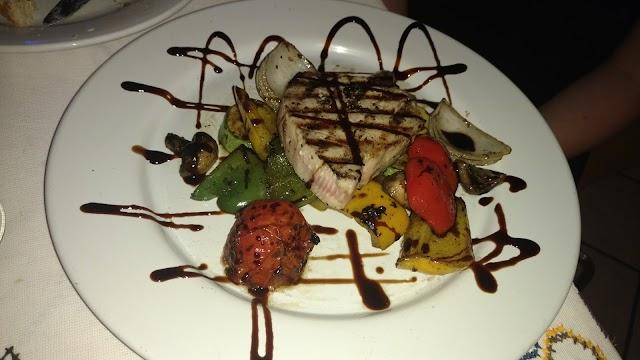 Martini en Fuego Grill Restaurant