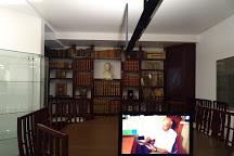 Bibliotheca Wittockiana, Brussels, Belgium