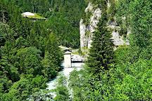 Finstermünz, Pfunds, Austria