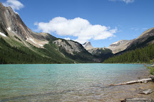 Sherbrooke Lake, Yoho National Park, Canada