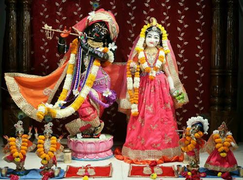 Shri Shri Radha Govindji Mandir ISKCON