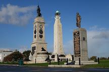 Naval Memorial, Plymouth, United Kingdom