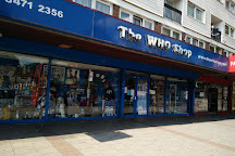 The Who Shop, London, United Kingdom