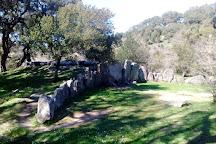 Tomba dei Giganti Pascaredda, Calangianus, Italy