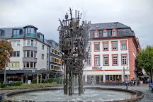Fastnachtsbrunnen, Mainz, Germany