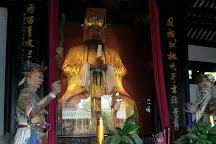 Langzhong Ancient Town, Langzhong, China