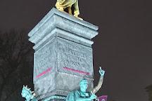 Adam Mickiewicz Monument (Pomnik Adama Mickiewicza), Krakow, Poland