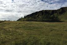 Kirkjugolf, Kirkjubaejarklaustur, Iceland