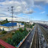 Железнодорожная станция  Tobol
