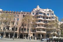 Manzana de la Discordia, Barcelona, Spain