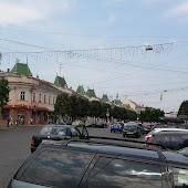 Автобусная станция   Mukacheve