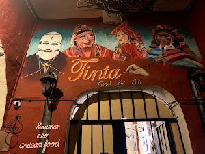 Tinta Restaurante Cultural y Galería de Arte 3