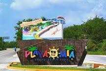 Playa Mia Grand Beach Park, Cozumel, Mexico
