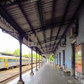 Железнодорожная станция  Coimbra