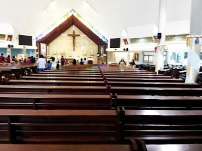 Gereja Katolik Hati Santa Perawan Maria Tak Bernoda Banten 62 21 5523169