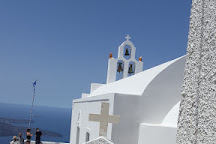 Agios Georgios Church, Oia, Greece