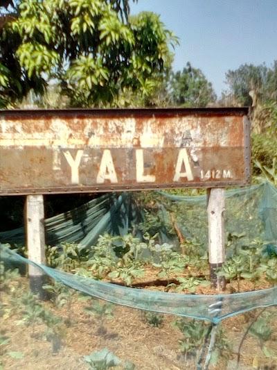 Yala railway station