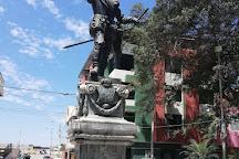 Plaza Tres Culturas, Piura, Peru