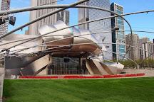 Jay Pritzker Pavilion, Chicago, United States