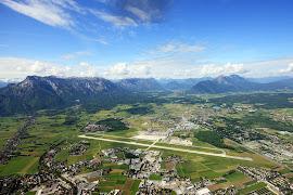 Аэропорт  Salzburg SZG