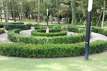 Park Przyjaciol Pustkowa, Trzesacz, Poland