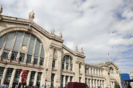 Станция  Paris Nord