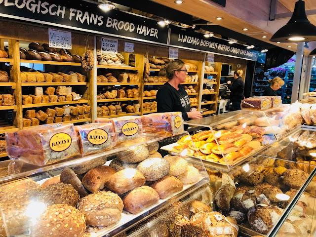 Ad Straathof Marktbakkerij