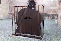 Way of Human Rights, Nuremberg, Germany
